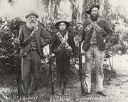 Boer soldiers at Ladysmith