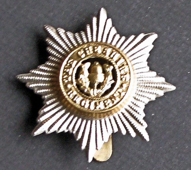 Cap Badge of the Cheshire Regiment 1922 - 1958