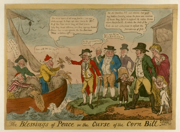 Corn Laws 1815