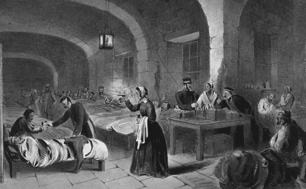 Only part of Florence Nightingale's Life