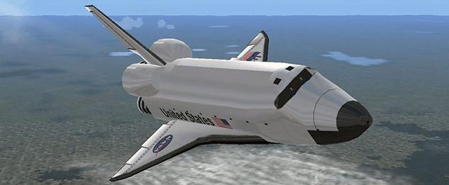 Flying Shuttle