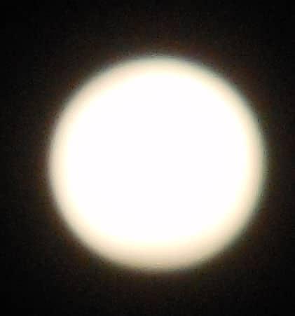2012 Full Moon