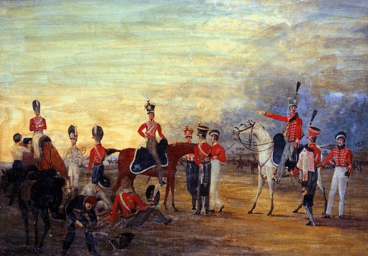 Yeomanry Units
