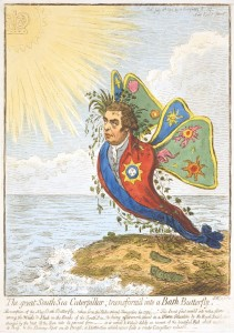 Sir Joseph Banks was made a Knight of the Order of the Bath in 1795.