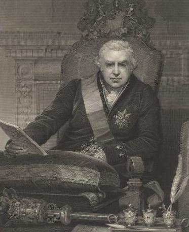 Royal Society portrait of Sir Joseph Banks