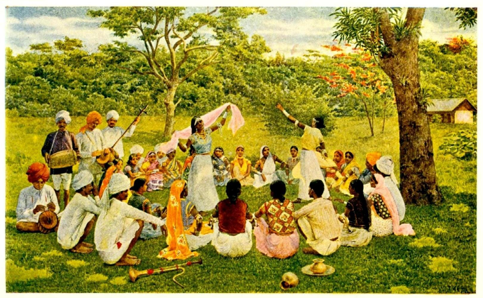 East Indian Coolies in Trinidad Project Gutenberg