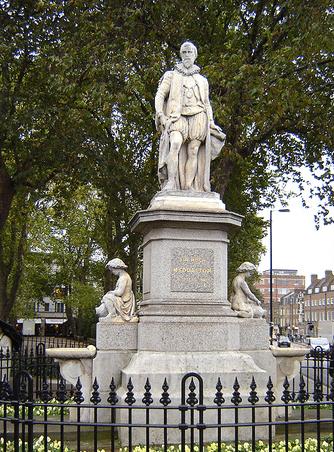 Hugh Myddleton Statue