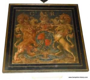 Royal Arms in English Churches