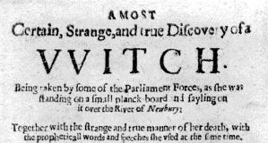 Origins of Testing the Witch finder General