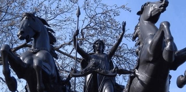 boudica statue