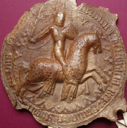Great Seals of England