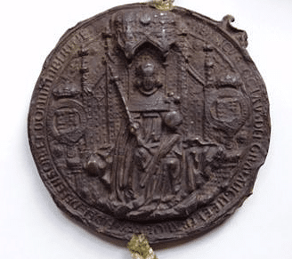 Great Seal King Henry VIII