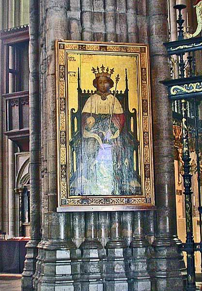 Last Plantagenet King of England Richard II
