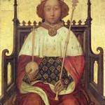 Richard II King of England from 9 years old