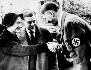 The abdicated King Edward VIII as Duke of Windsor was not the only member of British Society to flirt with the disturbing allure of Hitler and Nazi Germany. But it was ill-advised and did not help his reputation.