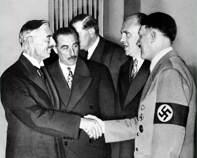 Appeasement Policy Pragmatism or Pure Folly WW2