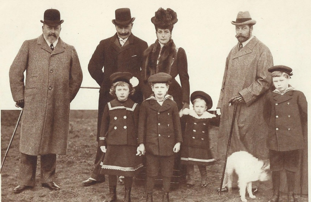 Edwardian Peace but Edward VII was troubled that the Kaiser would tip Europe into War he was correct