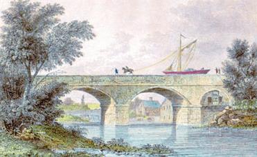James Bridnley's Barton Aqueduct