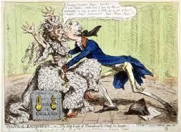 Bank of England Old Lady of Threadneedle