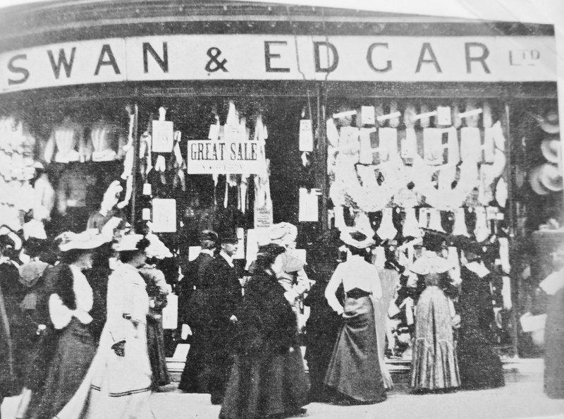 Women in the Edwardian Era