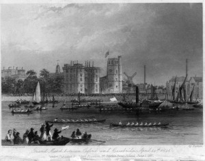 1841 Boat Race founded in 1829