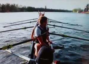 Men equal the Women Boat Race 2015