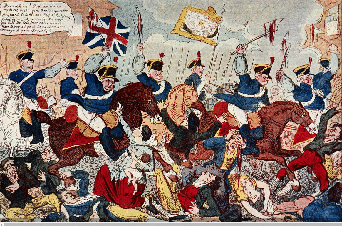 Britain after Waterloo