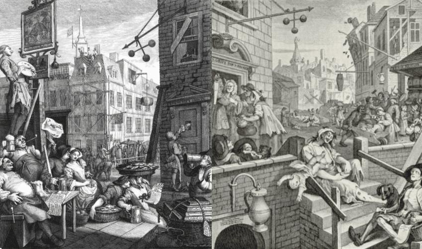 Gin Act 1751