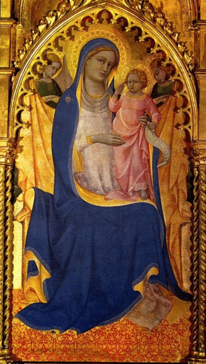 cult of the Virgin Mary