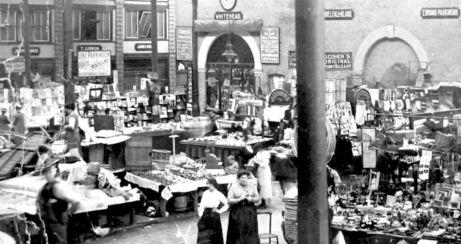 Haberdashery Markets