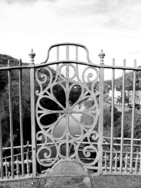 Iron Bridge Coalbrook Dale